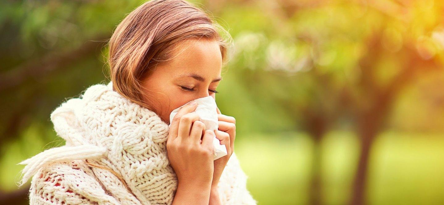 Γύρη και Αλλεργίες.<br>Μπορεί η Γύρη να βοηθήσει στις Αλλεργίες;
